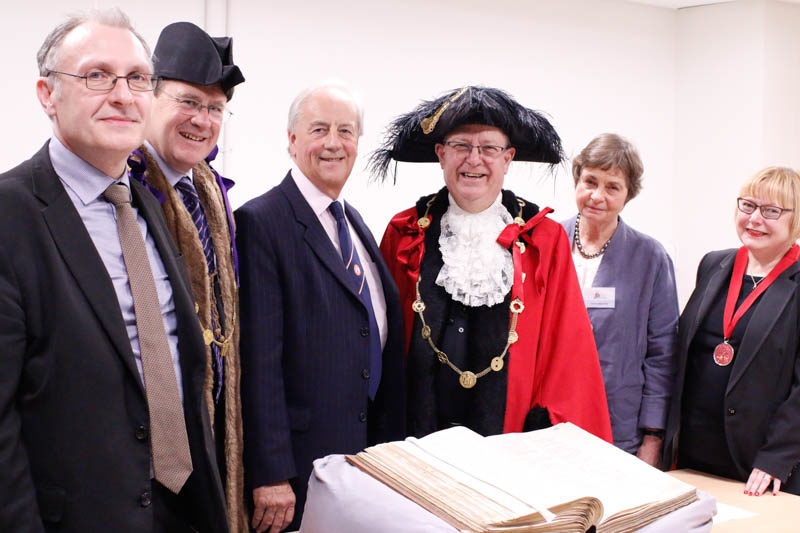Norwich Freemen Records Online