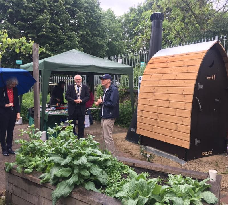 Grapes Hill Community Garden Summer Fayre